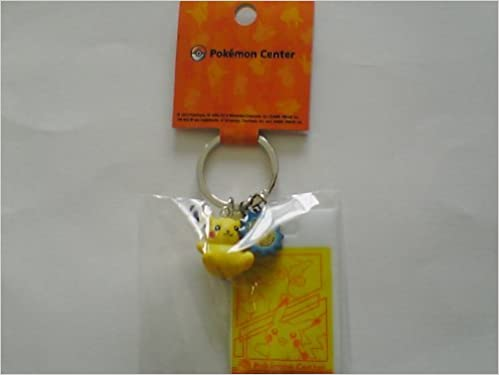 Pokemon Center comprador original llavero con Pikachu Doll ...