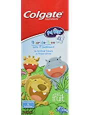 Colgate My First Infant & Toddler Fluoride-Free Toothpaste, Mild Fruit, Age 0-2, 40 mL