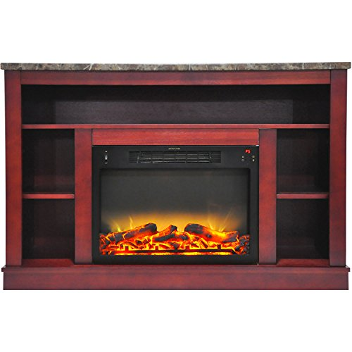 Hanover Oxford Electric Fireplace 47