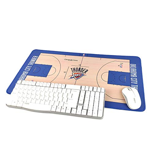 (TRIPRO Basketball Arena Design Large Gaming Mouse Pad XXL Extended Mat Desk Pad Mousepad,Size 23.6