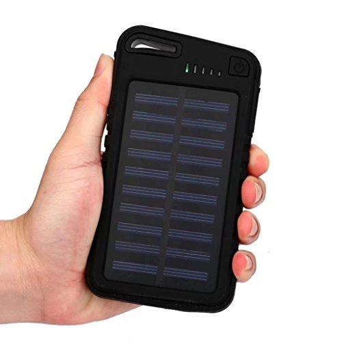 Solar Cell Phone Charging Station - 4