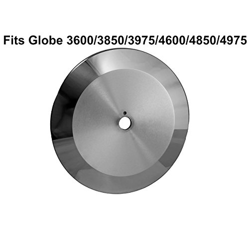 Replacement Blade for Globe Meat / Deli Slicer Fits 3600/3850/3975/4600/4850/4975 Made in - Globe Meat Slicers