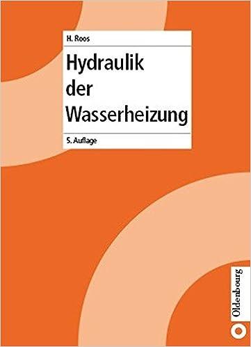 Heizungstechnik / Hydraulik in der Wasserheizung: Amazon.de: Hans ...