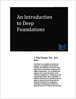 An Introduction to Deep Foundations