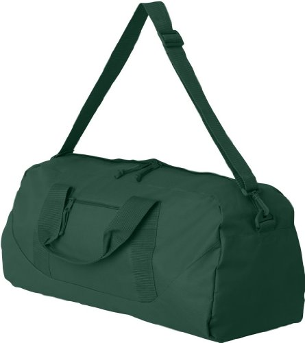 Liberty Bags Large Square Duffle. 8806 – One Size – Forest, Bags Central