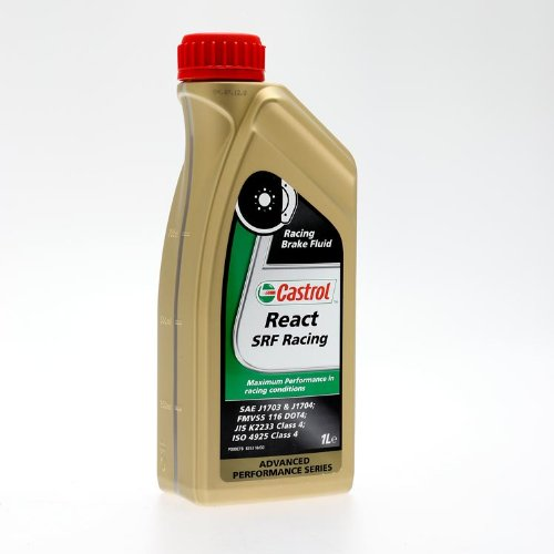 Castrol SRF Racing Brake Fluid - 1 Liter 12512