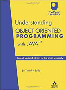 understanding object oriented programming with java timothy budd pdf