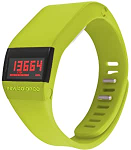 New Balance BodyTRNr Sports Calorie Counter, Lime