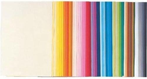 再生色画用紙八切100枚 くま 190-977