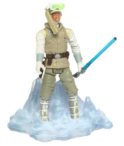 Hoth Luke Skywalker - Star Wars Luke Skywalker (Hoth Attack) Figure - Empire Strikes Back
