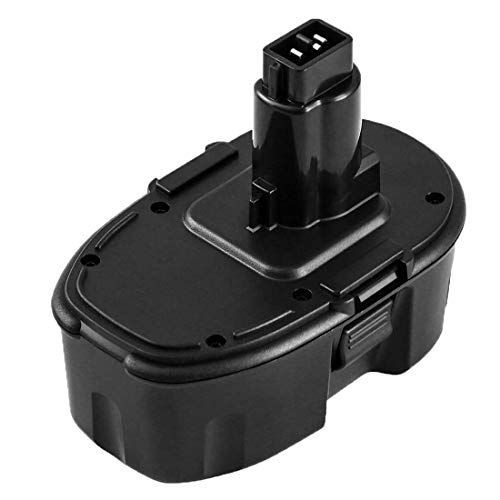 (3.6Ah Ni-Mh Replace for Dewalt 18V Battery XRP DC9096 DC9098 DC9099 DW9095 DW9096 DW9098 DW9099 DE9039 DE9095 DE9096 DE9503 DE9098 DC9181 Cordless Power Tools)