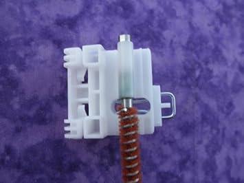 RegulatorFix Jeep Liberty 2002-2006 Window Regulator Repair Clip Rear Left Door