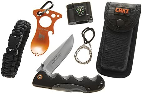 Columbia River Knife and Tool 2041BJ Outdoorsman Pack