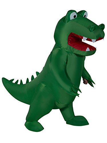 Inflatable Alligator Child Costume One Size