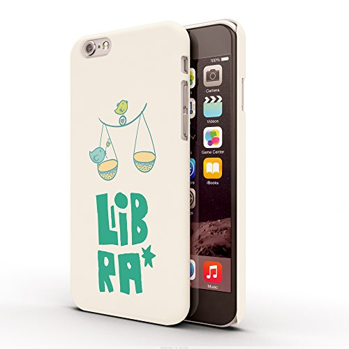 Koveru Back Cover Case for Apple iPhone 6 - Libra