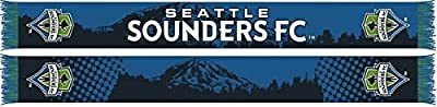 Ruffneck Scarves Seattle Sounders Official MLS Scarf - 13 Designs