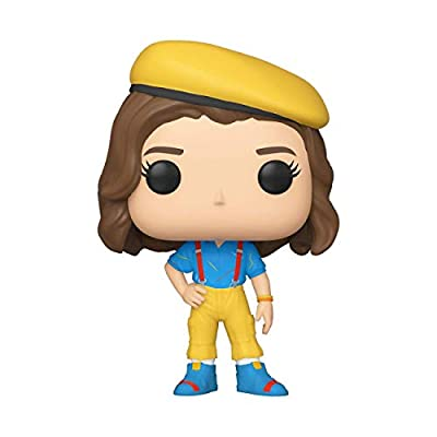 Funko Pop! TV: Stranger Things - Eleven, Yellow Outfit,  Exclusive: Toys & Games