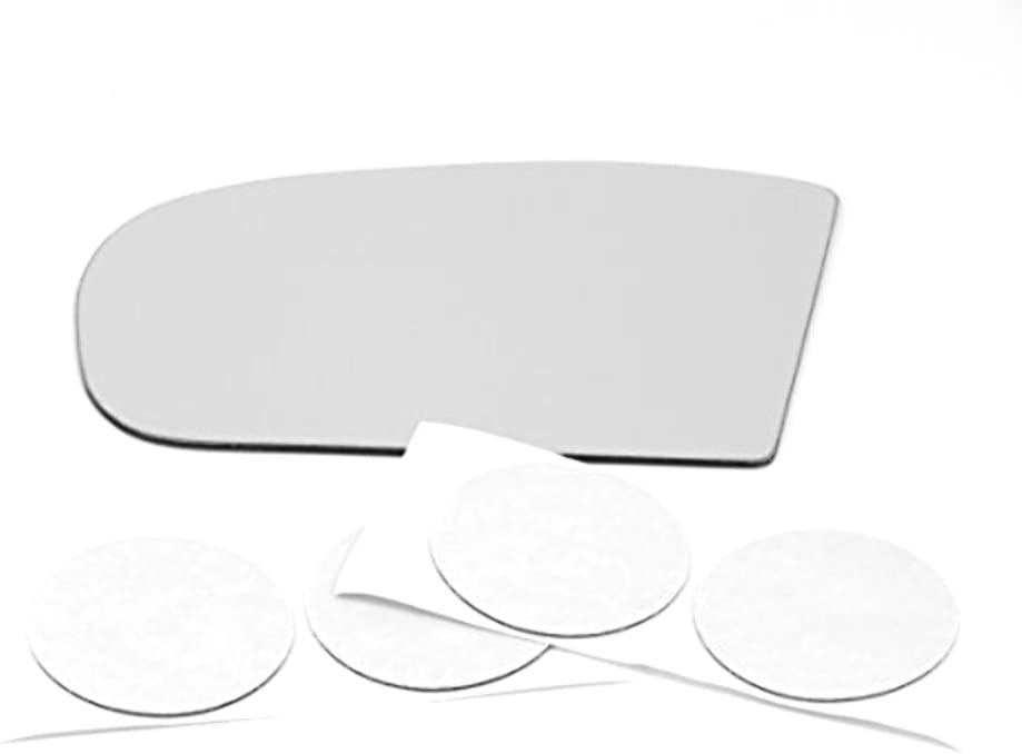 See Details 04-09 Mercedes E Class Left Driver Mirror Glass Lens w//Adhesive USA Fits Models with Electrochromic Auto Dimming Type Only Alternative Direct Fit Over