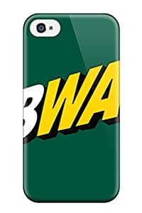 For Iphone Case, High Quality Subway Logo For Iphone 4/4s Cover Cases
