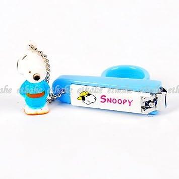Amazon.com: Peanuts Gang Snoopy Manicura Nail Care Clipper ...