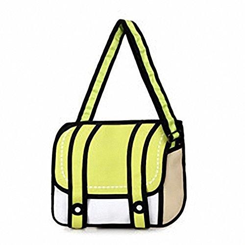 Green Bag 2D - 5
