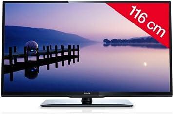 PHILIPS 46PFL3108H - Televisor LED: Amazon.es: Electrónica