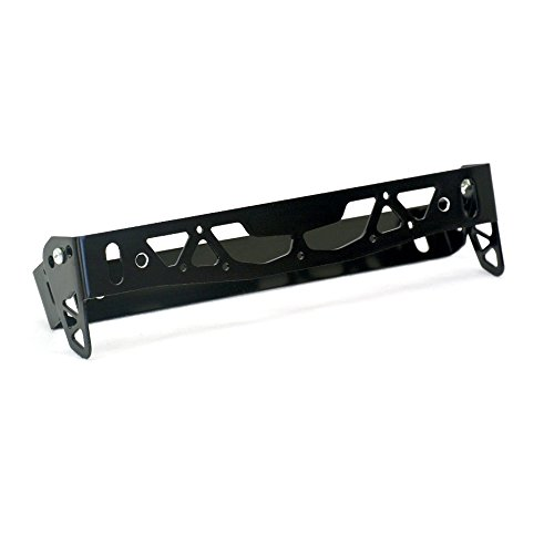 Universal JDM Aluminum Adjustable tilt License Plate Frame Bracket