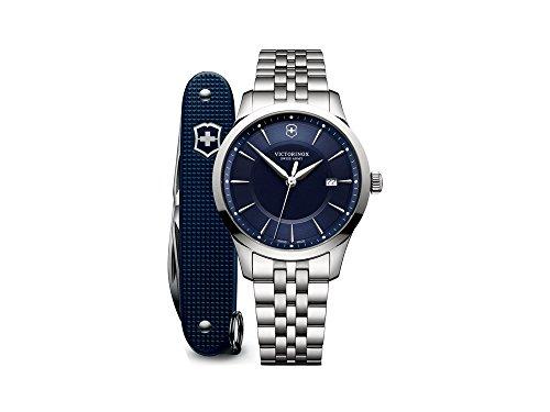 - Victorinox Alliance Blue Dial Mens Watch 241802.1