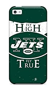 Hard Plastic Iphone 5c Case Back Cover,hot New York Jets Case At Perfect Diy