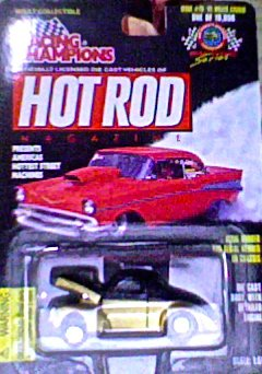 - Hot Rod Magazine Drag Racing Series: Issue #75 '41 Willys Gasser