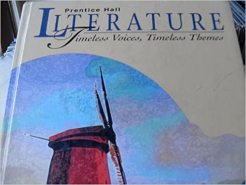 Amazon prentice hall literature timeless voices timeless prentice hall literature timeless voices timeless themes platinum level student edition fandeluxe Images