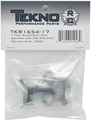 Tekno R//C TKR1654 Hex Adapters 12mm M6 Driveshafts Slash Stampede