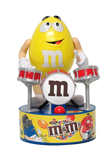 CANDYRIFIC M&M's Rock Star Drummer