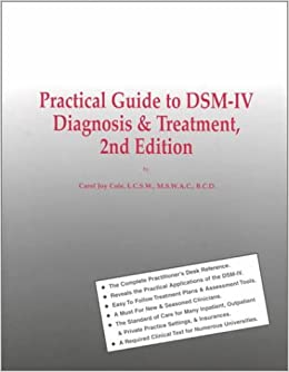 Book Practical Guide to Dsm-IV Diagnosis & Treatment