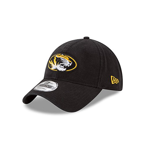 New Era Missouri Tigers Campus Classic Adjustable Hat - Team Color, One Size