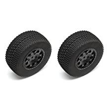 Team Associated 9921 SC10 Hex Wheel/Race Tire Vehicle Part