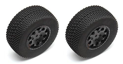 - Team Associated 9921 SC10 Hex Wheel/Race Tire Vehicle Part