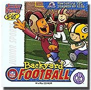 Backyard Football (Jewel Case)