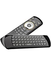 Arabic - English Rii mini i25 2.4GHz Fly Air Mouse Wireless Keyboard Remote for PC and Android mini PC