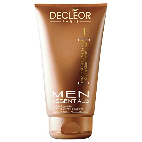 Cleansing Cream Decleor (Decléor Exfoliant Cleansing Gel For Men 125ml - Pack of 2)