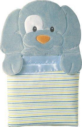 Spunky Blanket - Blue by Gund Baby ()