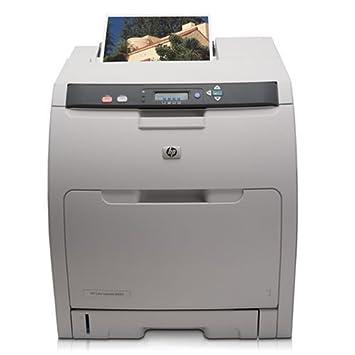 HP Laserjet Impresora HP Color Laserjet 3600n - Impresora láser ...
