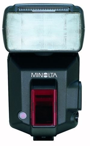 Konica Minolta Maxxum Flash 5600HS D Series for Dimage A1, A2, A200, Z1, Z2, Z3, Z5, 7Hi, 7i, 7D & 5D Digital Cameras ()