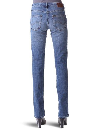 OGES Droit Heritage Blue Femme Jeans Blue L301 Lee Marion ZnfvqFxO