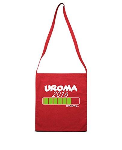 De Bisabuela Rojo Con Colores Diseño Asa Loading Bolsa Nacimiento La 2016 4Xvf57q