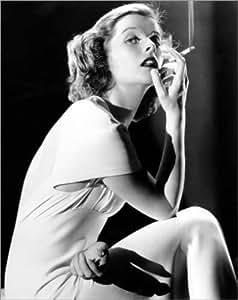Cuadro sobre lienzo 60 x 80 cm: Katharine Hepburn de Everett Collection - cuadro terminado, cuadro sobre bastidor, lámina terminada sobre lienzo auténtico, impresión en lienzo