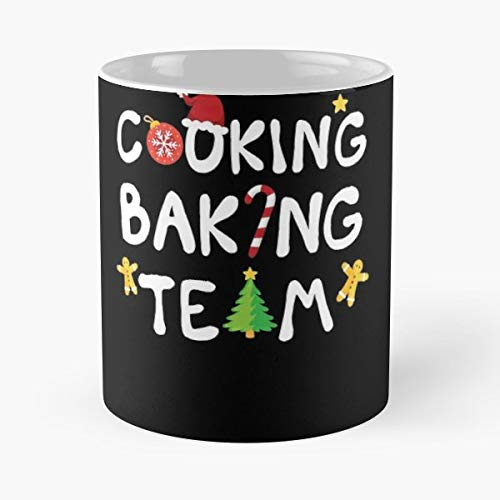 (Cooking Bake Team Cookie - Funny Gifts For Men And Women Gift Coffee Mug Tea Cup White 11 Oz.the Best Holidays.)