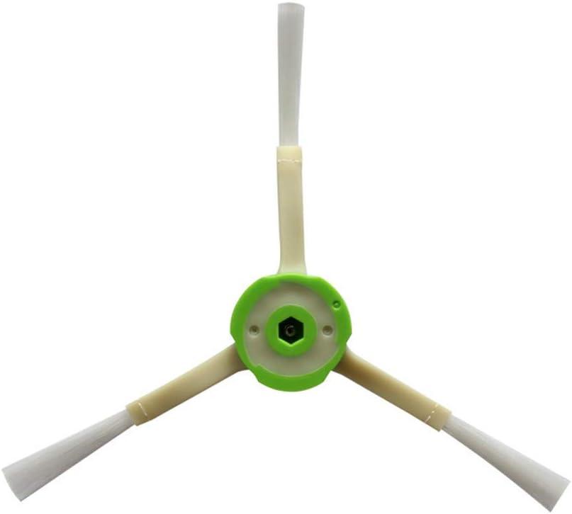 Brosses Accessoires pour aspirateur robotique // i7 Plus E5 E6 E7 Lomsarsh 5pcs Brosse lat/érale de Rechange pour aspirateur iRobot Roomba i7 i7