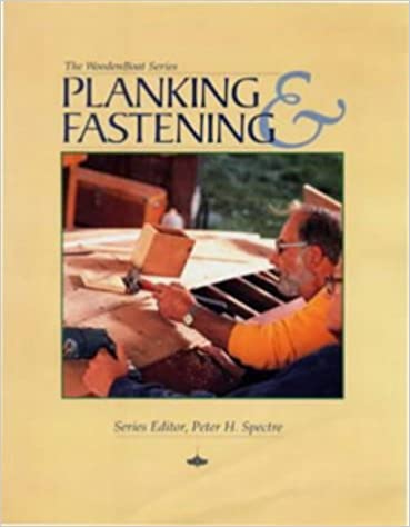Book Planking and Fastening (WoodenBoat Books)