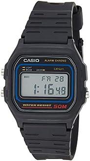 Relógio Masculino Casio Digital W-59-1VQ - Preto